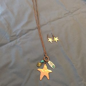 Beach Lovers Necklace